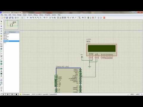 Proteus ISISde Arduino Simulasyonu