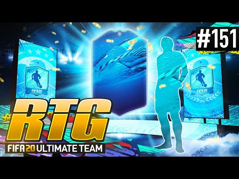 GUARANTEED WINTER TRANSFER PACK! - #FIFA20 Road to Glory! #151! Ultimate Team