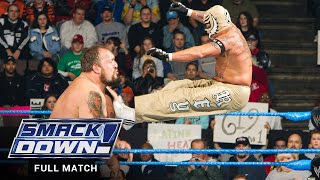 FULL MATCH - Rey Mysterio vs Big Show: SmackDown, Nov. 29, 2005
