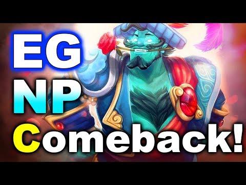 EG vs NP - EPIC COMEBACK! - MANILA MASTERS DOTA 2