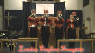 The London Fanfare Trumpets   Fanfare 2