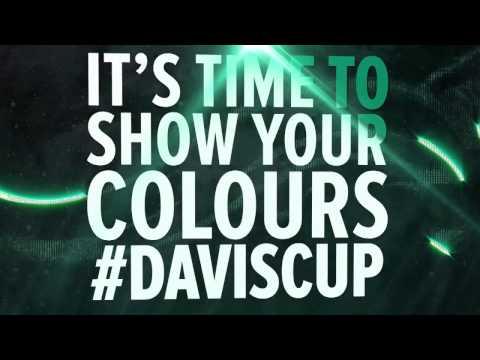 Promo: 2017 Davis Cup by BNP Paribas quarterfinals