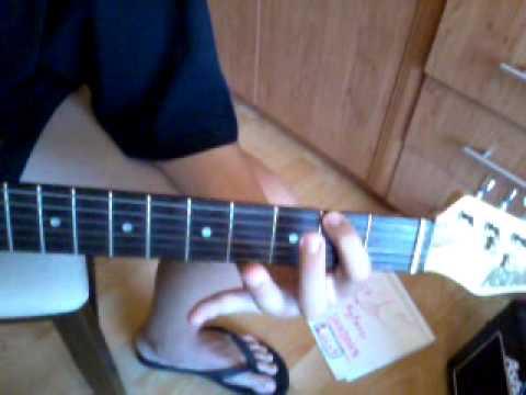 Jak Hrat Na Kytaru Enter Sandman Od Metallica(2dil