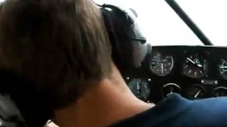 Pilot Pretends To Faint - Funny Video   .