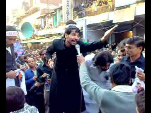 'Qama (Talwar) ka Matam' (Edited) by Maulana Sharar Naqvi, at Chehlum Allahabad on 25 Jan 2011