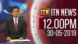 ITN News 2019-05-30 | 12.00 PM