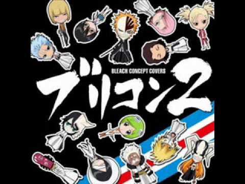 Bleach Concept Covers 2 - Track 7. Tabidatsu Kimi E ~ Lisa, Mashiro & Hiyori