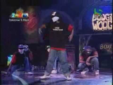 Rohan N Group Boogie Woogie Hip Hop Championship 2009 video