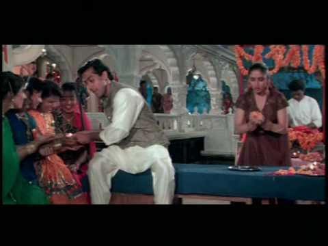 Salman Khan & Madhuri Dixit in Wah Wah Ramji - Hum Aapke Hain...