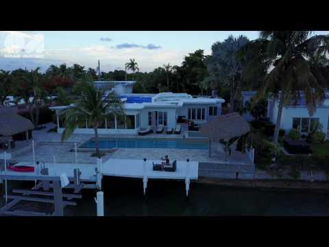 BEACH MIX #3 with a DRONE camera [ Miami-Florida ] by Omar Alvarez