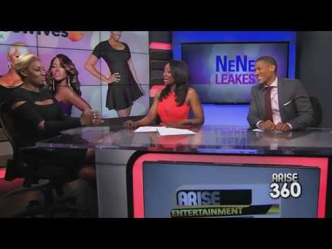Arise Entertainment 360 with RHOA Reality TV Star Nene Leakes