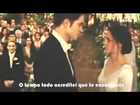 tema edward e bella ( A thousand years   Christina Perri tradução)