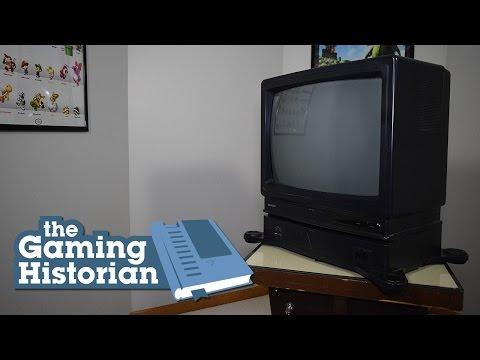 Sharp Nintendo Television (19SV111) - Gaming Historian