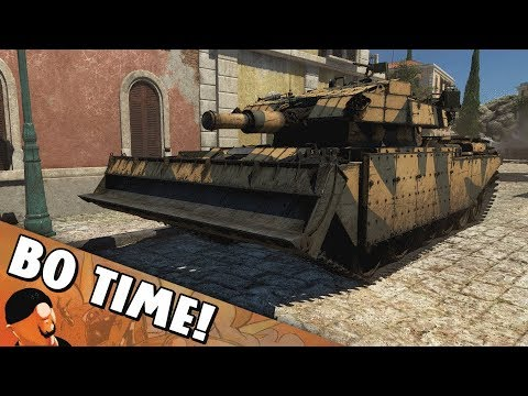 "War Thunder - Centurion Mk 5 AVRE ""I love This Thing!"""