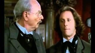 Dracula conoce a Van Helsing