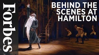 Hamilton Backstage: Meet The Rising Stars of Broadway | Forbes