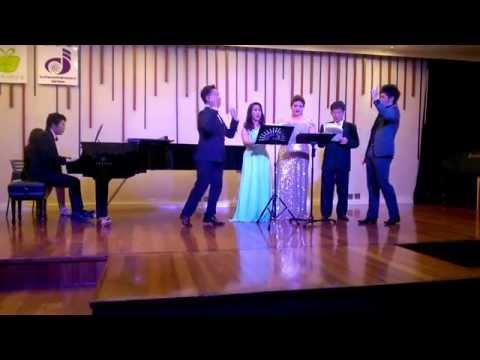 """The Phantom of the Opera"" / ""Brindishi"" from La Traviata (Verdi) / ""Nessun"
