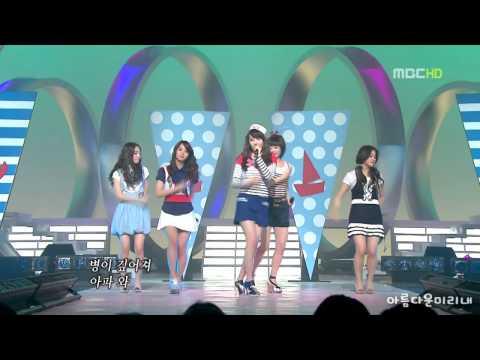 Kara - Sailor Moon Opening (korean Ver.) video