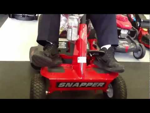 SNAPPER RE RIDERS LAWN MOWER RIDING MOWER Toronto. Ontario