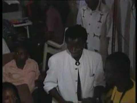 Afro Moses ghana Music Award'01 video