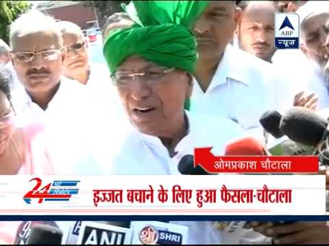 Chautala Backs Khaps On 'marrying Girls Young To Prevent Rape' video