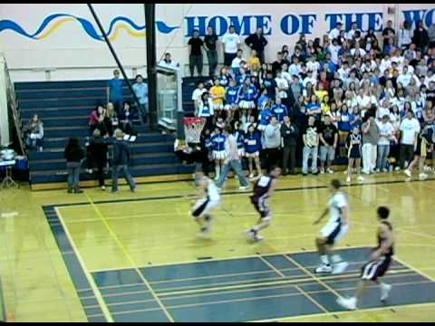 Bellevue Basketball Mini Highlight