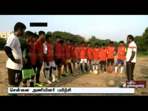 State level under 19 football Championship on 25th at Ooty
