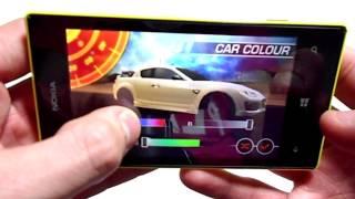 Nokia Lumia 520 Игры
