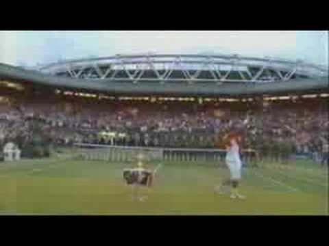 Wimbledon 2008: Rafael Nadal Vs Roger Federer