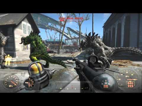 Fallout 4 - Settlement Tour - Jamaica Plains