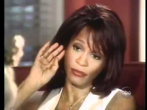 Whitney Houston & Diane Sawyer -  2002 Interview