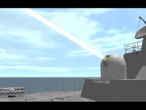 Laser Weapon System (LaWS)