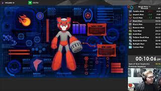 Mega Man 11 Normal in 39:08