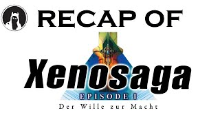 What happened in Xenosaga: Episode I? (RECAPitation)