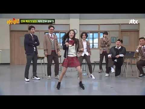 BoA Dancing To Wanna One's Pick Me (Produce101 Nayana)
