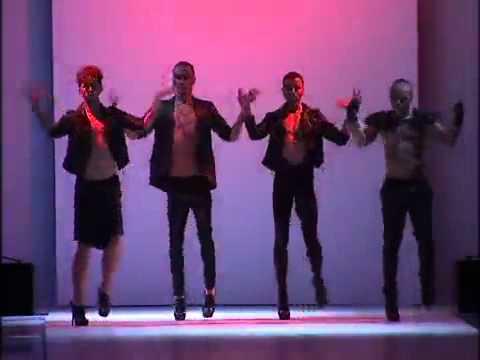 Супер танец - Мужчины на каблуках