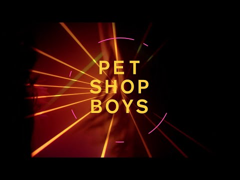 Pet Shop Boys - 2016 Launch Video