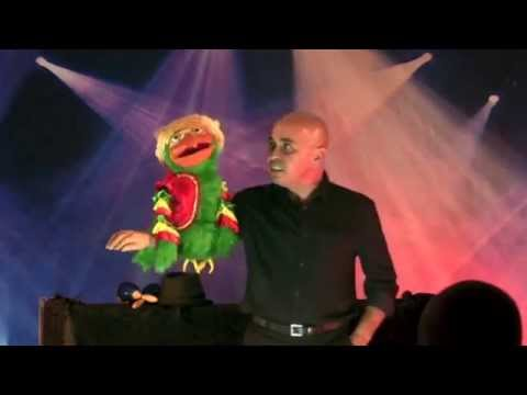 Awesome Ventriloquist! Tongue Twister