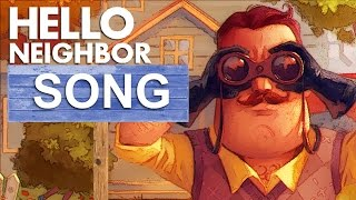 download lagu Hello Neighbor Alpha 3 - Rockit Gaming Song  gratis
