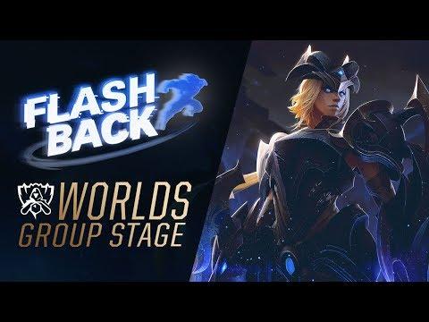 FLASHBACK // Group Stage Begins (Worlds 2017)