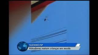 Homem invade escola em Suzano (SP), mata diretora e atira em 10 crianças