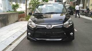 Toyota Wigo số sàn 1.2MT 2019, GIÁ LĂN BÁNH chỉ 355 triệu