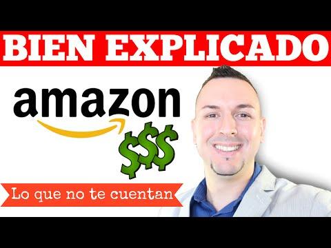 Como GANAR DINERO por INTERNET Sin Invertir Nada  ?Amazon Afiliados