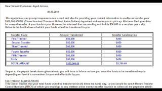 scam baiting western union funny scam