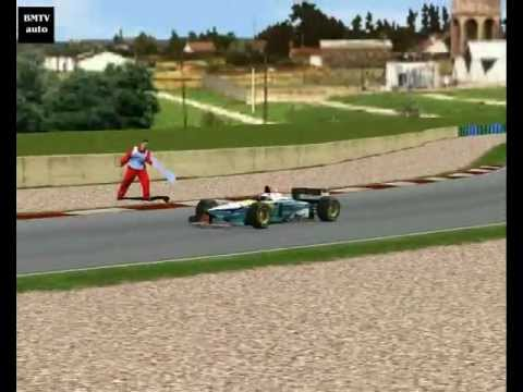 Access my blog. Click here: http://www.omaravlis.blogspot.com.br This is my amateur video clip Formula 1 1995 Grand Prix 3 Round 07 France SGP046.