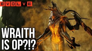 WRAITH IS OP?? - Evolve Gameplay Walkthrough - Single Player - Part 12!! (XB1 HD)