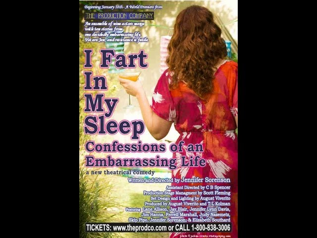 """I Fart in My Sleep: Confessions of An Embarrassing Life"" Promo"