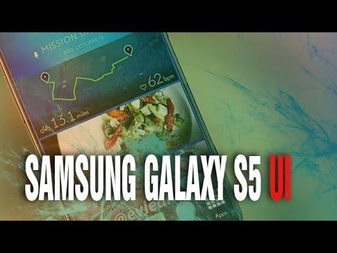 Samsung Galaxy S5. así es la pantalla de bloqueo (Lock Screen)