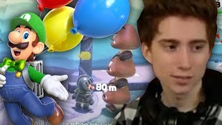 HE TRULY IS THE BALLOON WORLD PRO