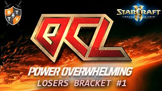 QCL: Power Overwhelming Pro TeamLeague - Losers Bracket #1